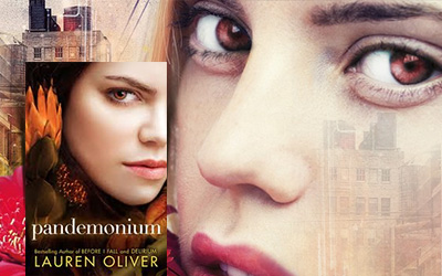 Is lauren oliver writing another book after pandemonium