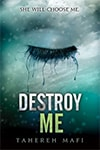 Review: Destroy me (novella)