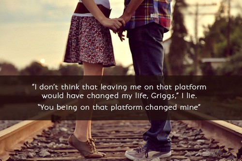 He Changed My Life Quotes. QuotesGram