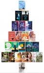 My Bookish Christmas Tree 2014